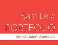 Sam Le // PORTFOLIO