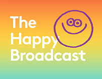 The Happy Broadcast - Illustrated Positive News