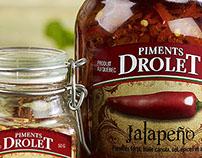 Piments Drolet