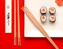 Occidental/Oriental Sushi Sticks