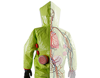 Hazmat Suit Analysis