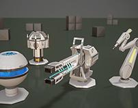 Sci-Fi Props