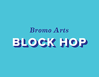 Bromo Arts Block Hop (2014)