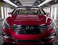 """Hyundai   """"3000 Mile Test Drive"""""""