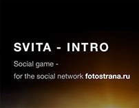 First post dedicated to the social game - Svita