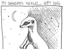 My Grandma's Weasel