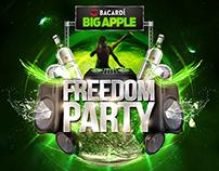 Bacardí Big Apple Party