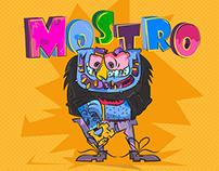 Dibujos Mostros! - Ilustraciones