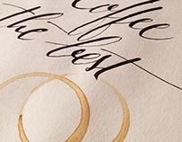 Some Calligraphy works 2014 :)