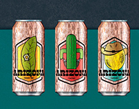 Arizona | Soda Cans