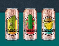 Arizona | Soda Cans
