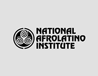 National Afrolatino Institute - Branding