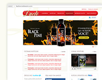 Drinks Duelo Institutional Website - 2011