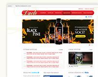 Drinks Duelo Institutional Website - 2011