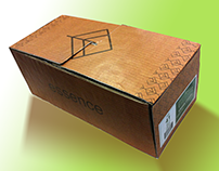 Essence - Eco-friendly Shoe Box