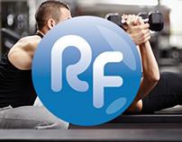 Rich Fitness Branding