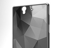 Sony Xperia Z cases mock-up