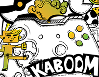 Kaboom party