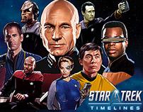 Star Trek Timelines Promotional Art