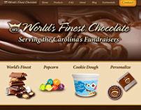 SC Funding Wordpress Website