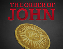 The Order of John / Book Cover Art