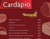 Menu/Cardápio