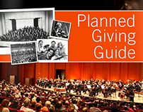 Houston Symphony Planned Giving Brochure