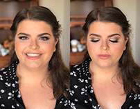 Eva - Bridesmaid Makeup
