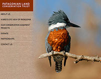 Patagonian Land Conservation Trust Website