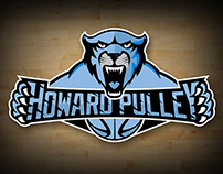 Howard Pulley Basketball Logo