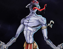Character Design / Diseño de Personaje