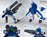 VF-A1 BLUE