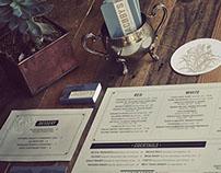 Jacoby's Restaurant & Mercantile Branding