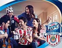 Miller Lite - Hispanic Soccer Chivas