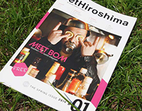 GetHiroshima mag #01