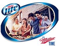 Miller Lite : Hispanic Grilling