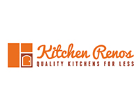 Kitchen Renos Landing Page Design
