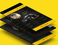UX/UI Limousine & Driver