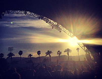 Coachella 2013 for The Last Magazine