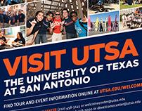 UTSA Admissions