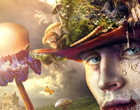 ALISE in WONDERLAND - Mad Hatter
