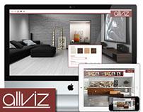 AllViz - Interactive Product Changer