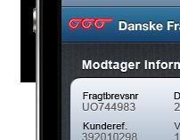 Danske Fragtmænd (smartphone application)