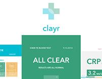 Clayr - The Lab Form OCR Synthesizer
