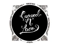 Curved N Lace Boutique l Logo Development