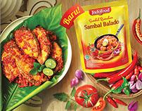 Sambal Rumahan Indofood Campaign