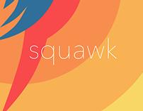 Squawk - ultrasimple asynchronous voice messaging