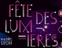 Fête des lumières 2014 - Ville de Lyon