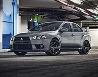 Mitsubishi_EvoX_ParkingLot