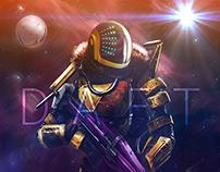 Daft Punk meets Destiny